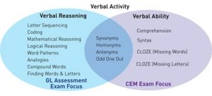 Why have we changed the name of our series from Verbal Reasoning to