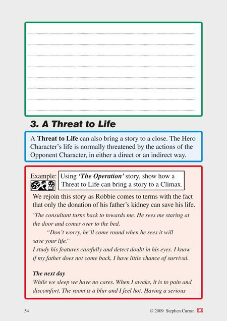 creative writing worksheets for grade