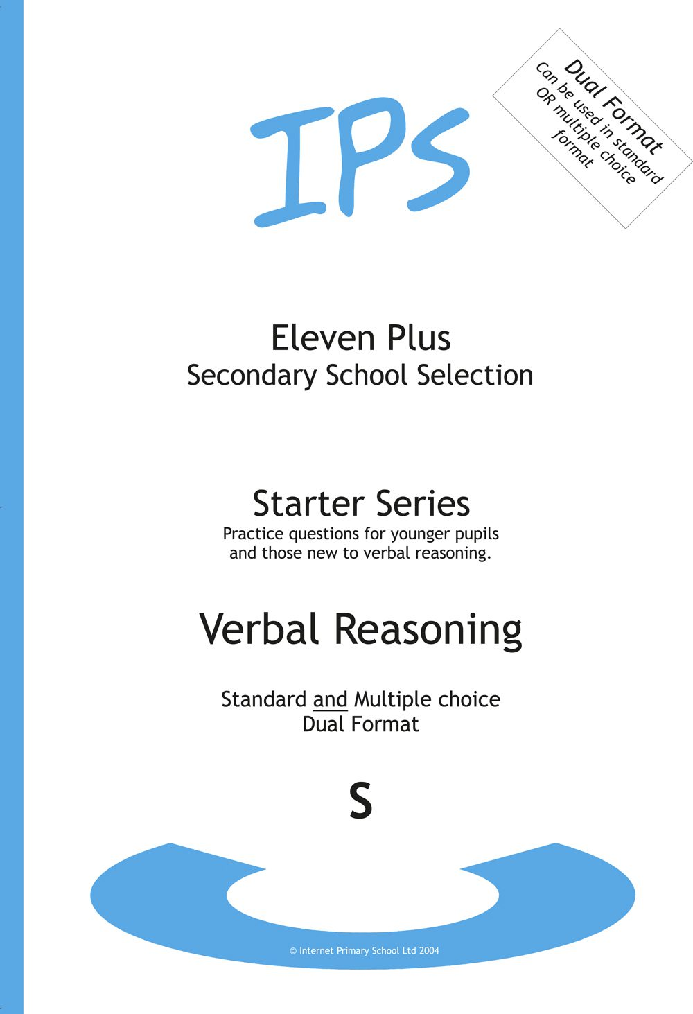 11 Plus Verbal Reasoning - book S - Starter Series