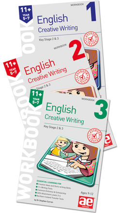 ae publications creative writing Buy 11+ creative writing: workbook bk 1: creative writing and story-telling skills (11+ creative writing workbooks) published by ae publications.