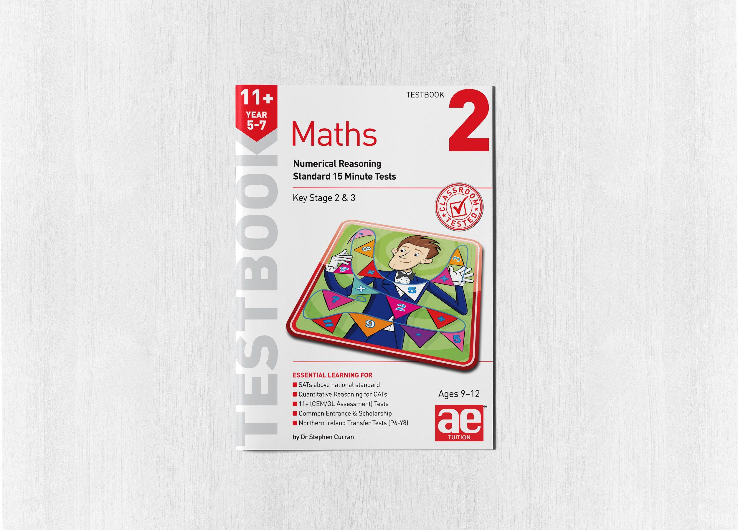 Maths Year 5-7 Testbook 2