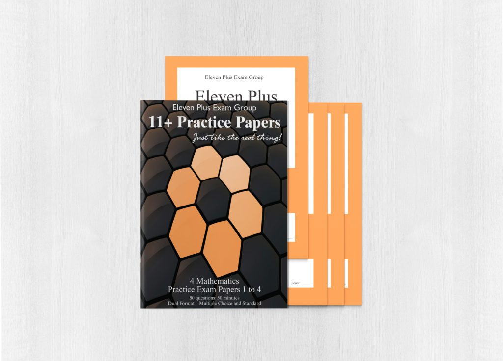 EPEG Mathematics Practice Papers 1-4 - AE Publications