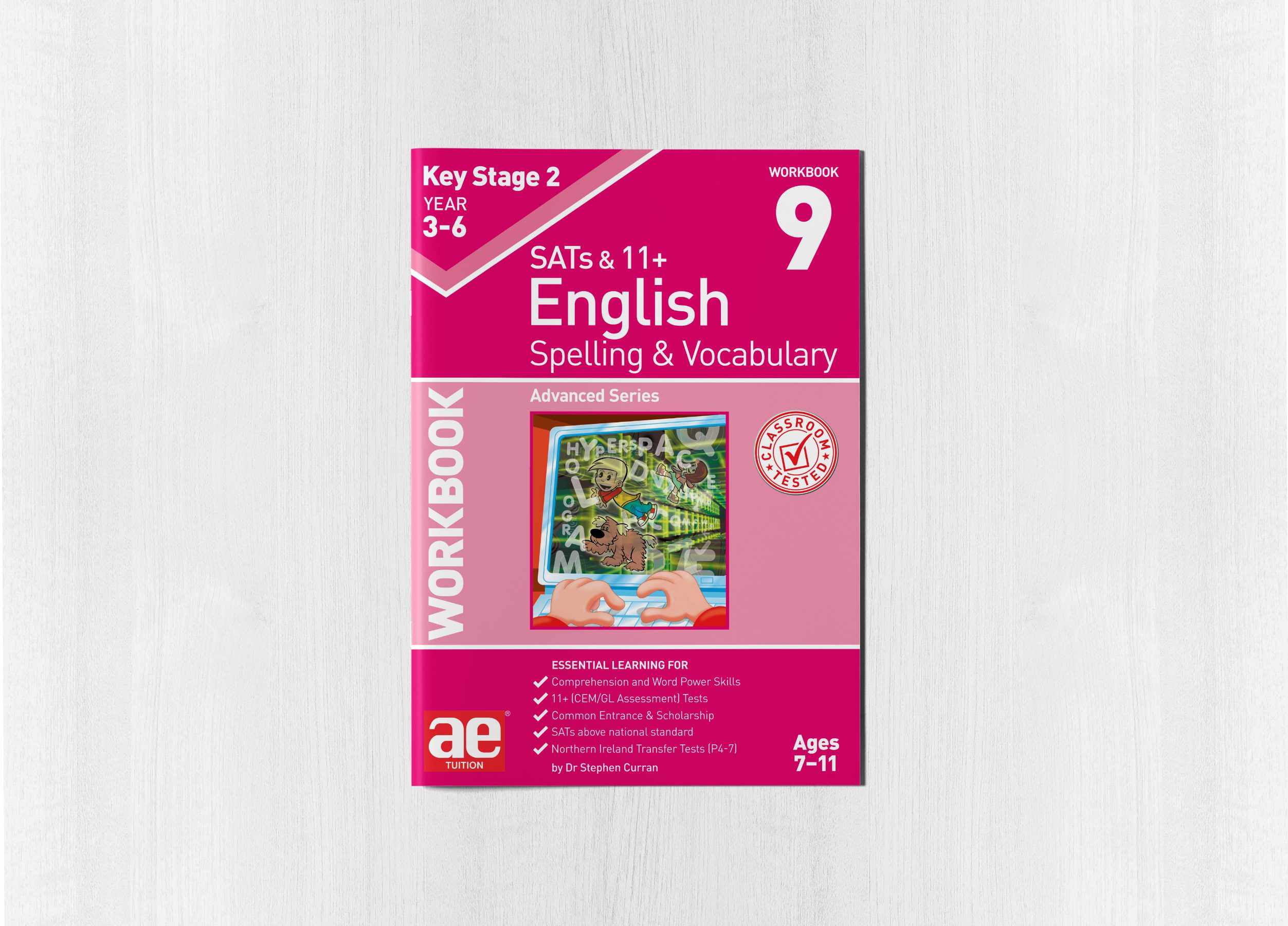 Spelling vocabulary workbook 9 ae publications fandeluxe Image collections