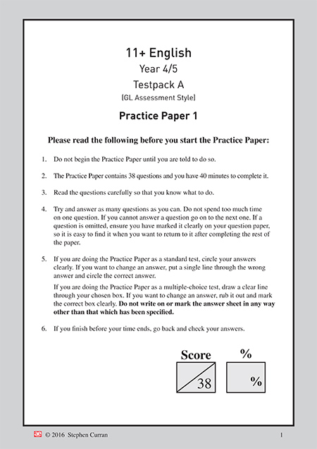 Year 4-5 English Testpack A Paper 1 p1jpg243 - AE Publications